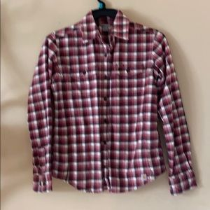 Carhart flannel shirt